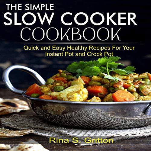 The Simple Slow Cooker Cookbook Titelbild
