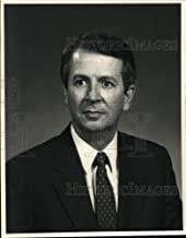 1986 Press Photo Rod Canion, Chief Executive Officer of COMPAQ Computer Corp.