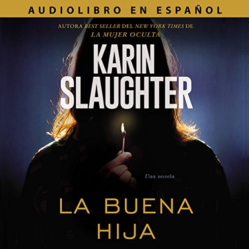 La Buena Hija [The Good Daughter] audiobook cover art