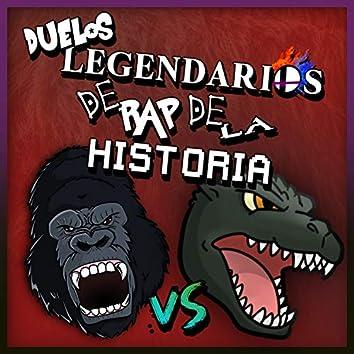 King Kong Vs Godzilla (Duelos Legendarios de Rap de la Historia)