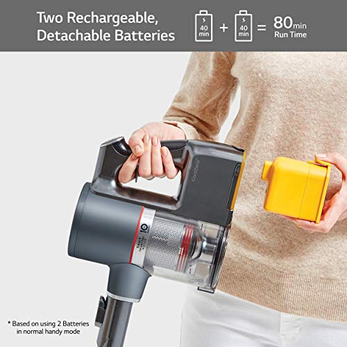 best portable vacuum charging stand