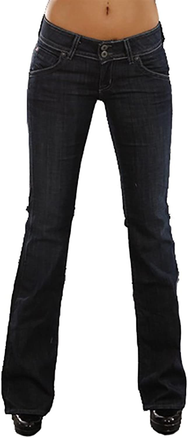 Hudson Jeans Women's Signature Bootcut Denim in VRG