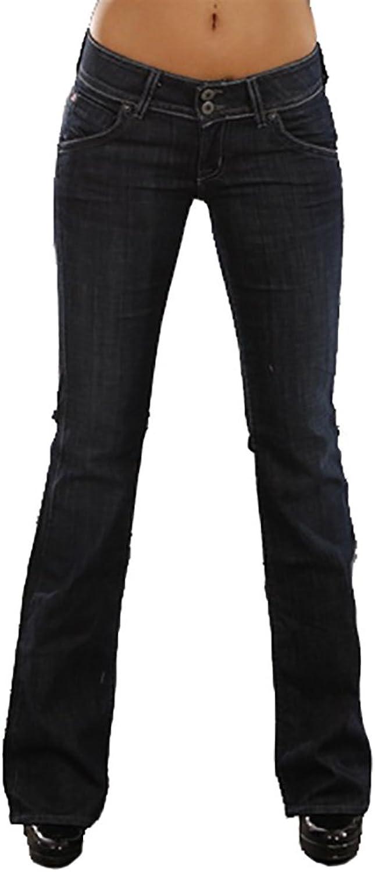 Hudson Jeans Women's Signature Bootcut Denim in VRG