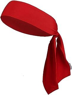 JJunLiM Sporthoofdband voor vrouwen en mannen – non-slip hoofdband zweetband hoofd stropdassen ideaal voor hardlopen, uitw...