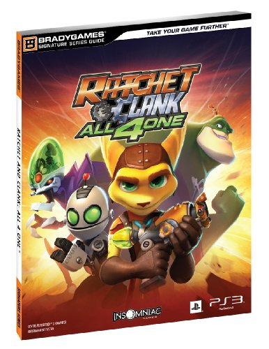 Guide Ratchet & Clank