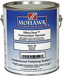 Ultra Clear Post-Catalyzed Conversion Varnish, Volume 1 gal., Sheen Satin