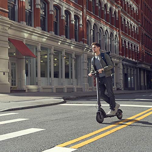 Jetson Knight Adult Electric Scooter, Black