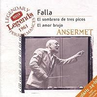 Falla: Three-Cornered Hat / Ansermet, Berganza by Manuel de Falla (2000-07-18)