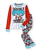 Boys Dr. Seuss Thing 1 & Thing 2' Double Trouble Cotton Pajamas (Medium)