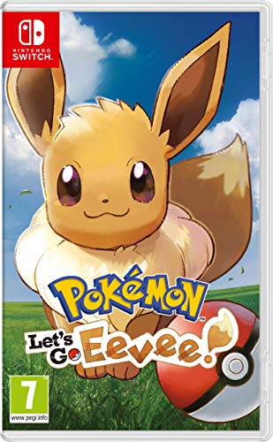 Pokemon Vamos Eevee! - Nintendo Switch