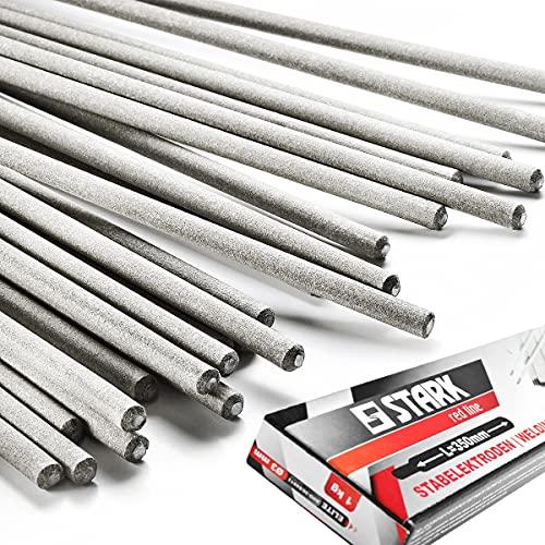 STARK Electrodos Rutilo para Soldadura 1Kg - 35 piezas