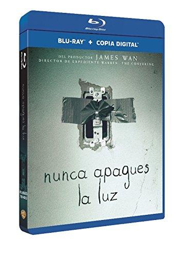 Nunca Apagues La Luz Blu-Ray [Blu-ray]
