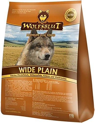 Wolfsblut   Wide Plain   2 kg   Pferd   Trockenfutter   Hundefutter   Getreidefrei