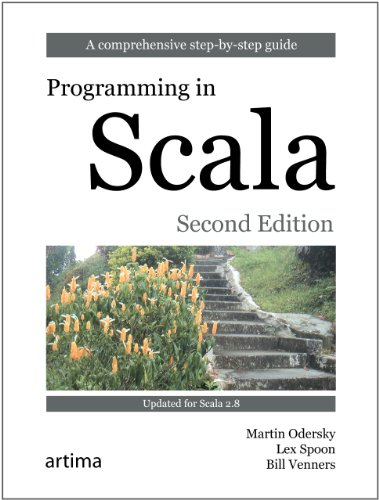 Programming in Scala: A Comprehensive Step-by-Step Guide (English Edition)の詳細を見る