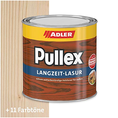 Pullex Langzeitlasur Farblos, zum Aufhellen 750ml