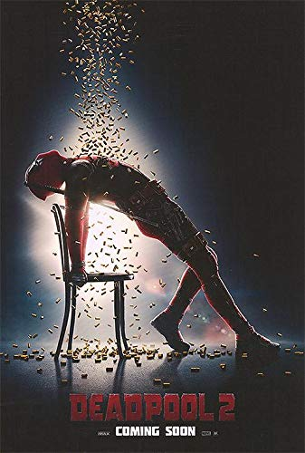Deadpool 2 - Authentic Original 27x40 Rolled Movie Poster