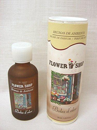 Preisvergleich Produktbild BOLES D'OLOR Nachfüllpack Raumduft Essenz Öl Duftkugeln Flower Shop