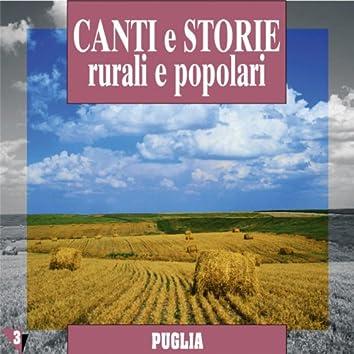 Canti e storie rurali e popolari : Puglia, vol. 3
