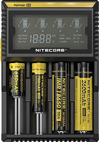 Nitecore Digital D4...