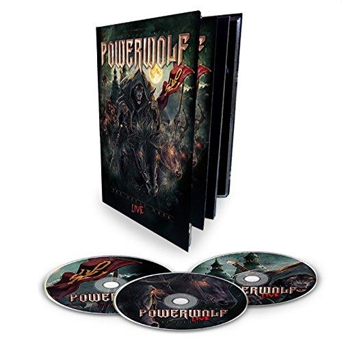 The Metal Mass - Live (Mediabook 2DVD + 1CD)