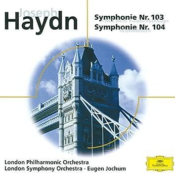 Sinfonien Nr.103 & Nr.104 - Haydn-Variationen