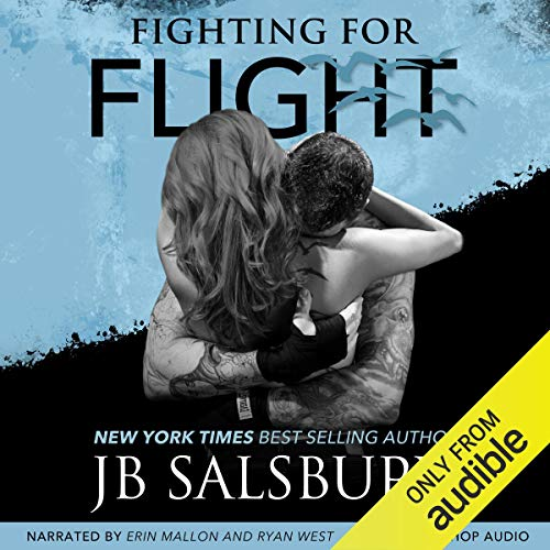 Fighting for Flight audiobook cover art