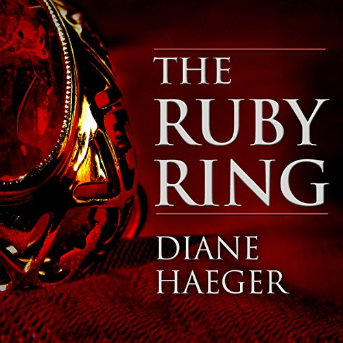 The Ruby Ring audiobook cover art