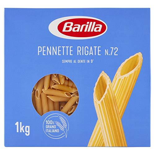 Barilla Pennette Rigate di Grano Duro, 1kg
