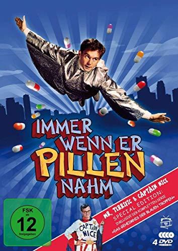 Special Edition inkl. Das Geheimnis der blauen Tropfen (4 DVDs)
