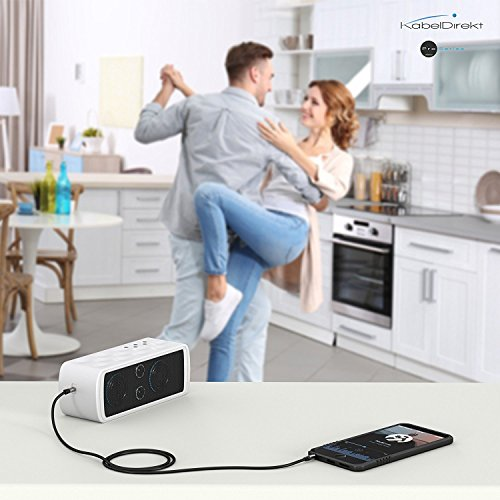 KabelDirekt - Aux Cord, Stereo