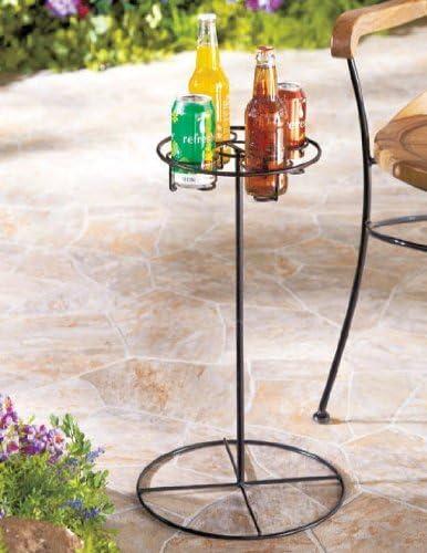 wholesale Outdoor 2021 Beverage Table discount (Black sale