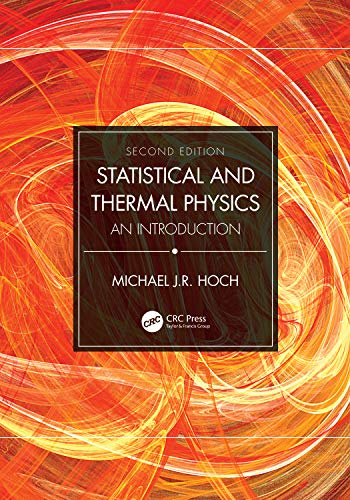 Statistical and Thermal Physics: An Introduction, 2nd Edition Front Cover