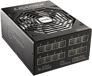 Super Flower Leadex 80Plus Platinum - Fuente de alimentación para Ordenador (1200 W), Color Negro