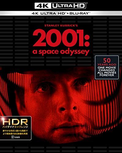 2001年宇宙の旅 日本語吹替音声追加収録版 4K ULTRA HD& Blu-ray (3枚組)