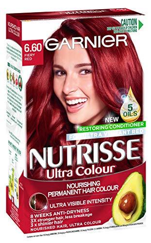Garnier Nutrisse Permanent Hair Colour