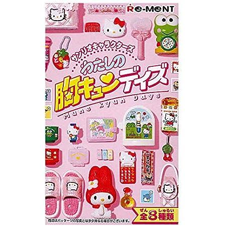 Re-Ment Miniature Sanrio Rilakkuma Japanese Sweets # 4 Anmitsu parfait