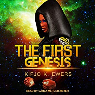 The First Genesis  audiobook cover art