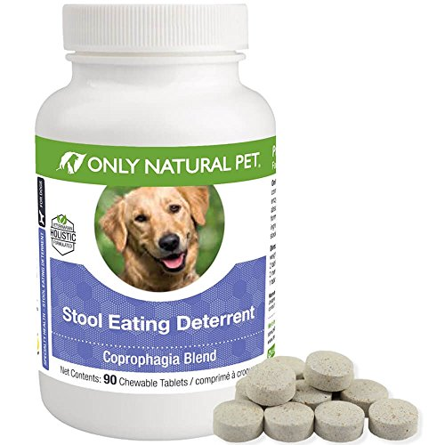 Only Natural Pet Stool Eating Deterrent for Dogs...