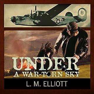 Under a War-Torn Sky cover art