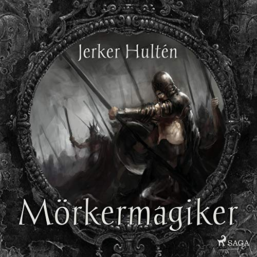 Mörkermagiker audiobook cover art