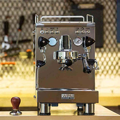 New Commercial Espresso Machine/Stainless Steel Espresso Machine, Large Capacity