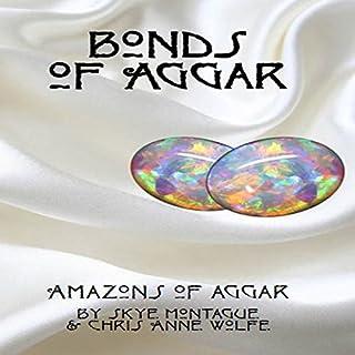Bonds of Aggar audiobook cover art