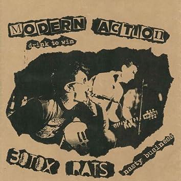 Modern Action/Botox Rats Split