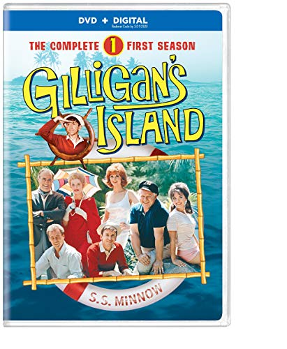 Gilligan's Island: The Complete First Season (6pc) [DVD] [Region 1] [NTSC] [US Import]
