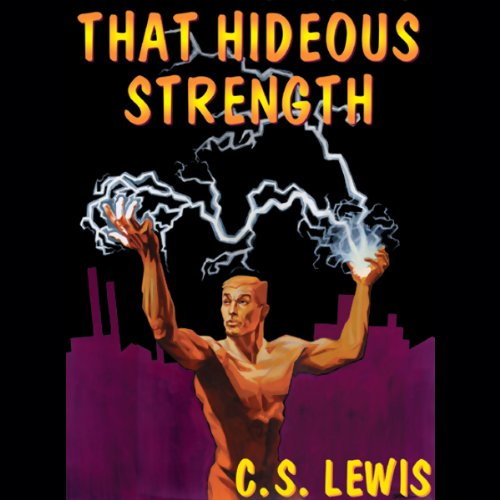 That Hideous Strength cover art