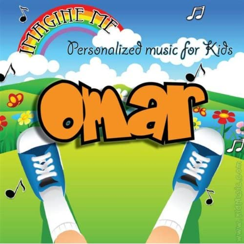 Omar's Personalized Happy Birthday Song By Personalized