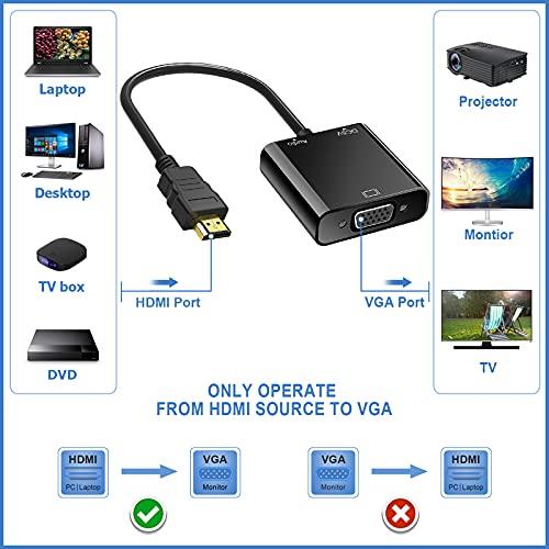 Gobikey Adaptadores USB-VGA