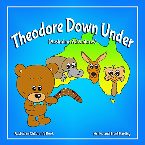 Theodore Down Under (Australian Adventures) audiobook cover art