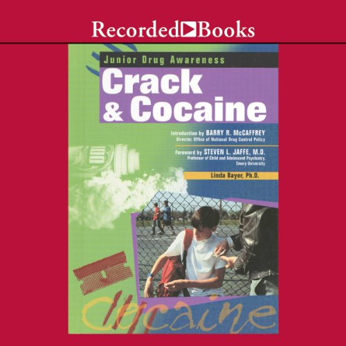 Crack and Cocaine audiobook cover art
