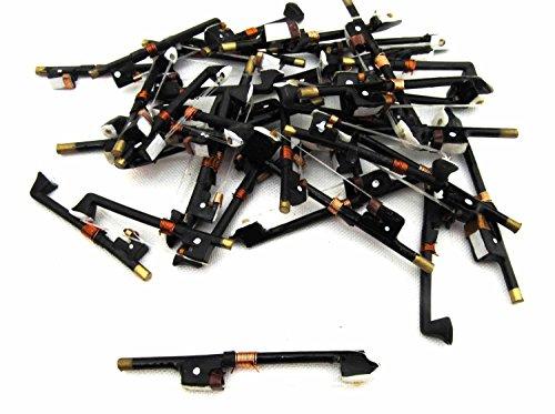 Miniblings 20x Arcos de violín Arcos de violín del Arco de violín casa de munecas en Miniatura de 40 mm